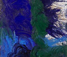 Hermann Nitsch: Mysterien-Malerei. Gemälde und Arbeiten auf Papier