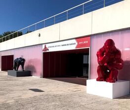INTERNATIONAL ART SHOW -  MARINA DE CASCAIS | Curated by BEL-AIR FINE ART