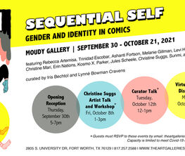 Sequential Self: Gender and Identity in Comics