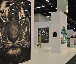 Galerie Hans Mayer at Art Cologne 2015