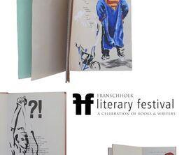 special literary festival sketchbooks   lisette forsyth