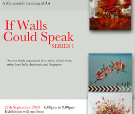 If Walls Could Speak... Series 1