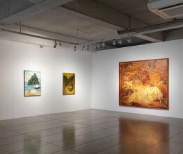 Wonsook Kim Exhibition 'In the Garden'