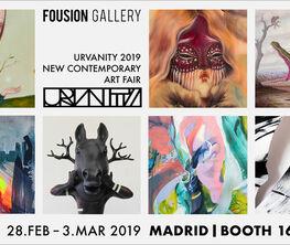Fousion Gallery at Urvanity Art Fair Madrid 2019