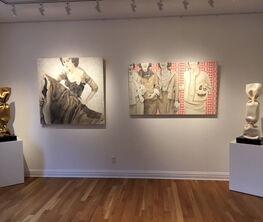 "Exhibit Jhina ALVARADO - ""New Works"""