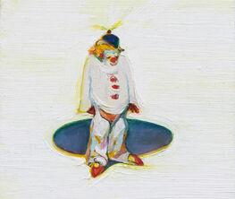 Wayne Thiebaud | Clowns