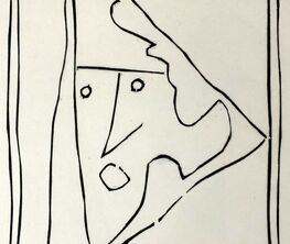 Jerzy Panek. Woodcuts and drawings