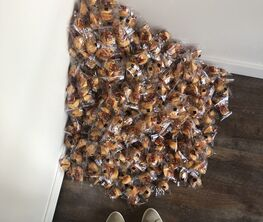 Untitled (Fortune Cookie) by Felix Gonzalez-Torres