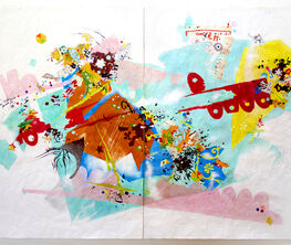 Anne Hieronymus: Works on Paper
