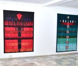 Textile In Art - Abdoulaye Konate | LAGOS