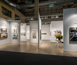 Paul Thiebaud Gallery at EXPO CHICAGO 2017