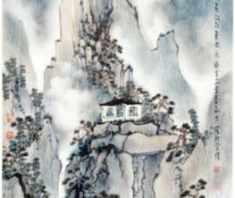 Chinese Landscapes: a comparison between two of the most established contemporary artists from China