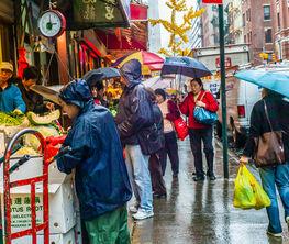 Shopping Chinatown..NYC