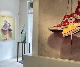 Paintings by Santiago Garcia