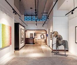 NEW SEASON, Full Of Contemporary Art at Schuttershofstraat