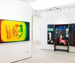 Suzanne Tarasieve at Draw Art Fair London 2019