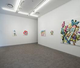 Paintings of Painted Flowers