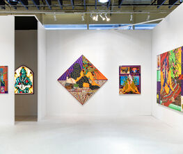 Denny Dimin Gallery at The Armory Show 2020