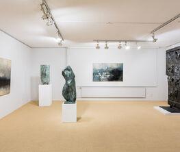 Marcel Mathys - Peintures et sculptures