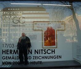 Hermann Nitsch - Blut, Mysterien, Malerei. Gemälde und Zeichnungen von 2001 bis heute