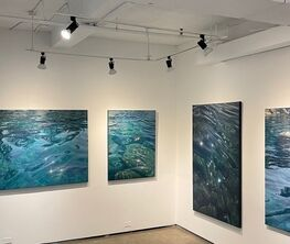 Irina Cumberland - Universe in Water