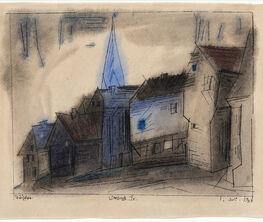 Lyonel Feininger - Works on Paper 1918 - 1938