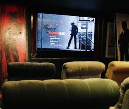 'Shadowman' at the Groucho Club