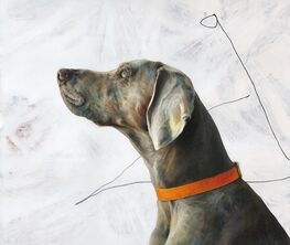 Animals in Art: Horses, Dogs, Goats and More from Joe Coffey