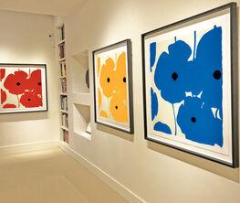 Donald Sultan: Poppies & Lemons