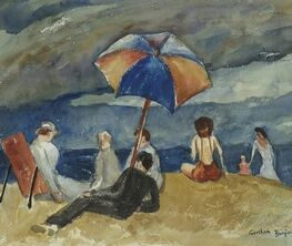 Summer Selections: Drawings, Photographs, and Watercolors by American Modernists