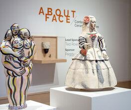 About Face: Contemporary Ceramic Sculpture
