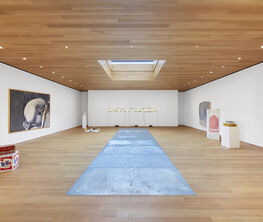 Third Dimension: Works from The Brant Foundation