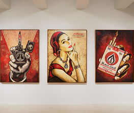 Shepard Fairey: On Our Hands