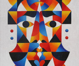 """""""COLORIST FEVER AND ABSTRACT FACES"""" - YASSINE MEKHNACHE X REMED"""