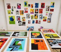 Charlie Hewitt: New Prints