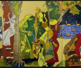 M.F. Husain: Master of Modern Indian Painting