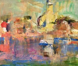 Tilting the Axis: New Paintings by Mary Giammarino