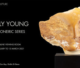 Emily Young: The Oneiric Series
