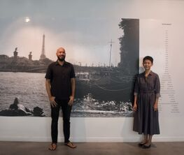 SIGHTLINES by Marc Nair and Tsen-Waye Tay