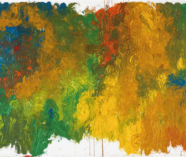 Hermann Nitsch   The Shape of Colour