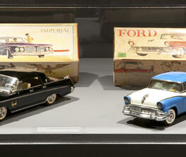 BURIKI Japanese Tin Toys from the Golden Age of the American Automobile