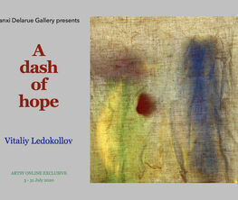 """""""A dash of hope"""""""