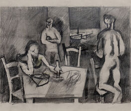 Minton, Vaughan, Ayrton and Piper Neo-Romantic Drawings and Watercolours from the collection of the late John Constable