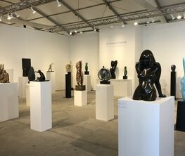 Bowman Sculpture at Art Miami 2019