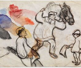 Louisiana on Paper: Picasso before Picasso
