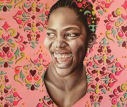 Color - Me - Africa Series by Vanessa Berlein   manZArt