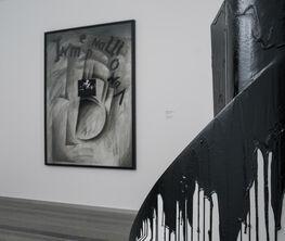 "Solo exhibition ""Stone Hits Stone"" by Nikita Kadan"
