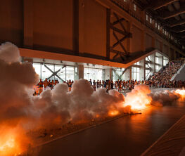 Cai Guo-Qiang: The Ninth Wave at the Power Station of Art