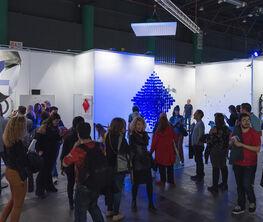 Del Infinito at arteBA 2018