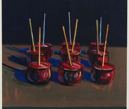 Wayne Thiebaud: Works on Paper
